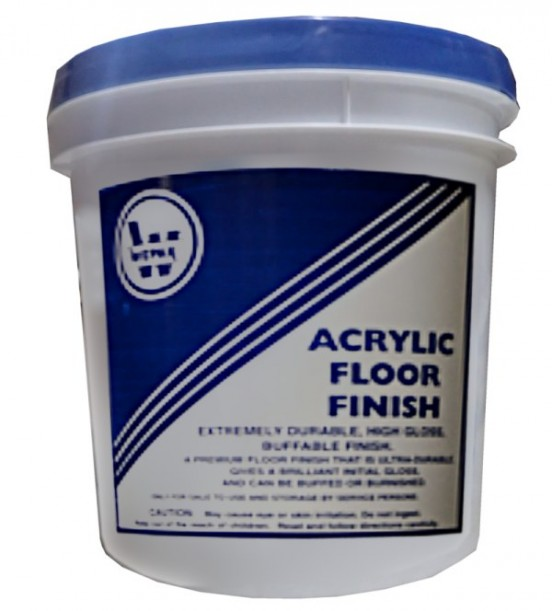 Dodge Packaging 187 Acrylic Floor Finish 5 Gal Pail