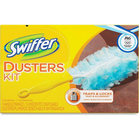 Dodge Packaging 187 Swiffer Duster Starter