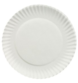9 Inch Budget Paper Plate  sc 1 th 232 & Dodge Packaging Specialties » 10 Inch Chinet Paper Plate