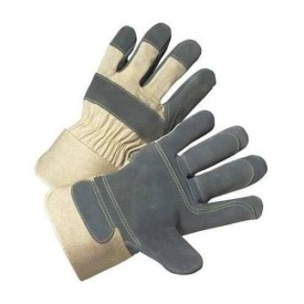 Safety Gloves Leather