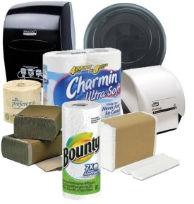Paper Products & Dispeners