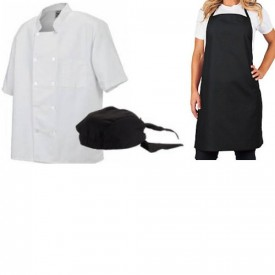 Aprons & Kitchen Attire